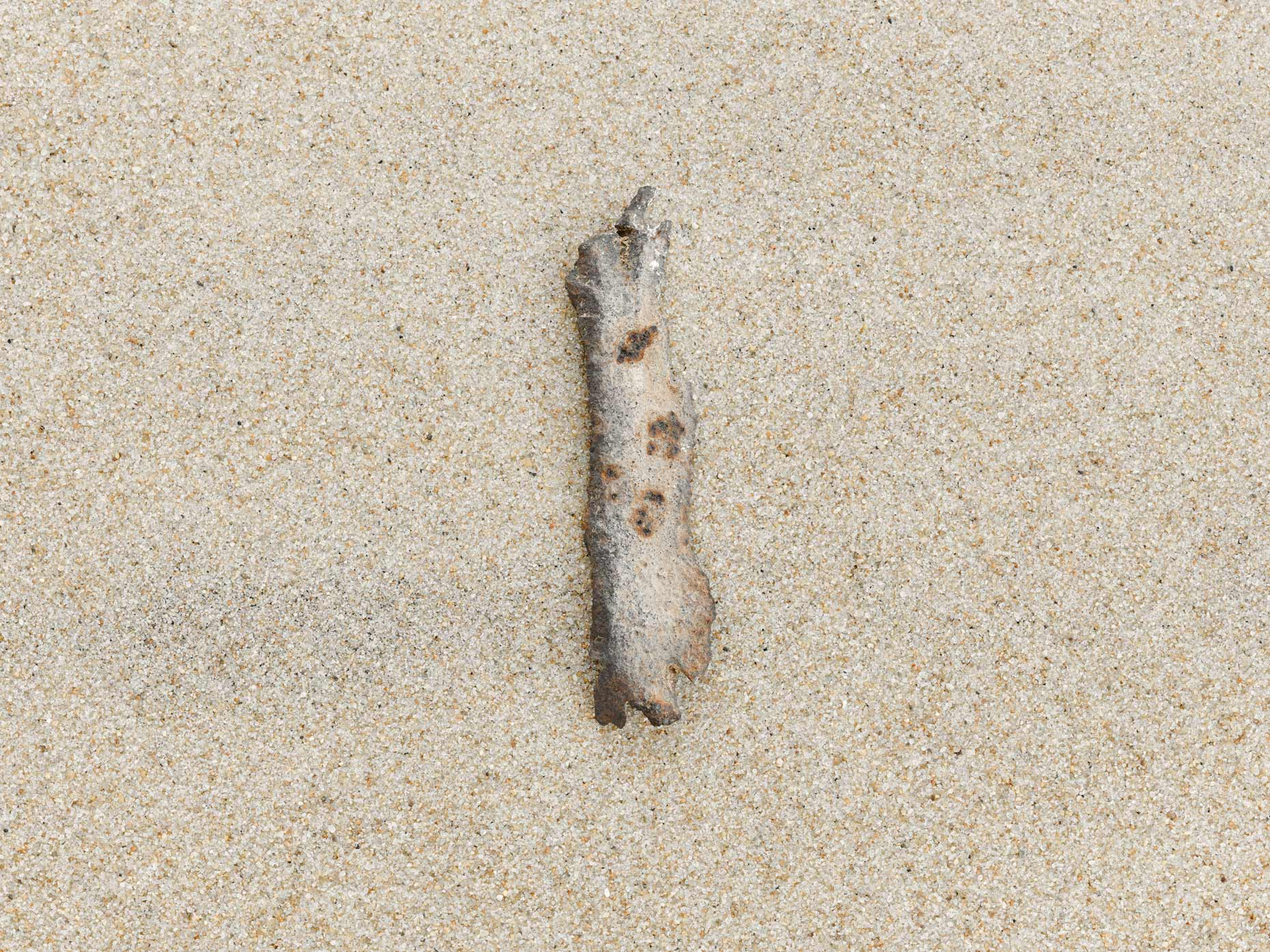 Shrapnel, No. 2, Libya, Traces of War Series